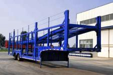 华盛源13.8米13.8吨2轴车辆运输半挂车(JZR9221TCL)