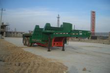 唐鸿重工9.3米25吨2轴半挂车(XT9340TBG)