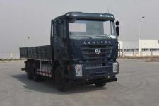 红岩国五后双桥,后八轮货车280马力14760吨(CQ1256HPG384T)