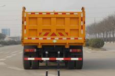 陕汽牌SX3258MR404TL型自卸汽车图片