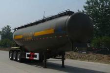 开乐11.4米29.3吨3轴低密度粉粒物料运输半挂车(AKL9401GFLA3)