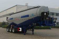 开乐9.7米30.8吨3轴低密度粉粒物料运输半挂车(AKL9401GFLA7)
