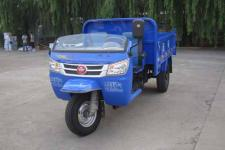 五征牌7YP-1150DA19型自卸三轮汽车