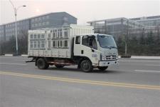 时代汽车国五单桥仓栅式运输车102-156马力5吨以下(BJ5043CCY-P7)