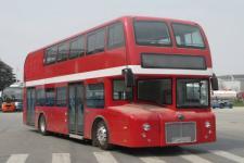 宇通牌ZK6115HNGS2型双层城市客车图片
