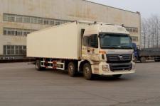 欧曼国五前四后四厢式货车211-301马力10-15吨(BJ5253XYK-AA)