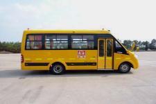 安凯牌HFF6661KX5型小学生专用校车图片2