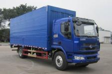 东风柳汽国五单桥翼开启厢式车143-200马力5-10吨(LZ5161XYKM3AB)