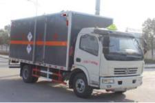 东风5米2 毒性和感染性物品厢式运输车厂家直销  价格最低