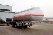 万事达10.6米32吨3轴氧化性物品罐式运输半挂车(SDW9400GYW)