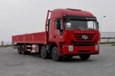 红岩国五前四后八货车350马力15960吨(CQ1316HTVG466H)