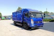 时风国五单桥仓栅式运输车122-143马力5吨以下(SSF5041CCYDJ75)