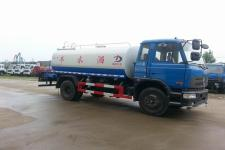 国五东风10-12吨洒水车价格