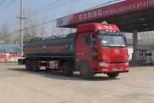 国五解放J6危化品运输车