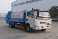 程力威牌CLW5080ZYS4型压缩式垃圾车 13797889952