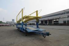 中集12米8吨2轴中置轴车辆运输挂车(ZJV9150TCL)