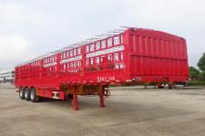 兆鑫12米33.4吨3轴仓栅式运输半挂车(CHQ9401CCY)