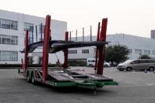 劳安11.1米9吨2轴中置轴车辆运输挂车(LR9175TCL)