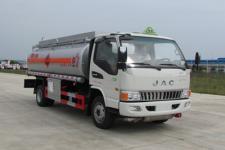 国五江淮8吨加油车价格