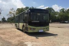 10.5米|17-40座上饶混合动力城市客车(SR6106PHEVG5)