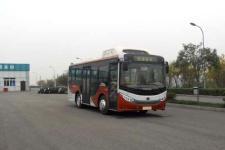 7.8米恒通客车城市客车