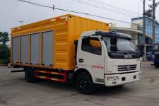 程力威牌CLW5081TWC5型污水处理车