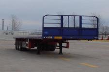 凯烁牌KSQ9400TPB型平板运输半挂车图片