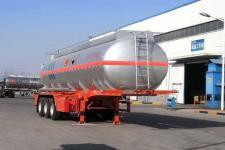 万事达10米33.6吨3轴腐蚀性物品罐式运输半挂车(SDW9404GFW)