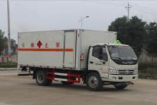 润知星国五单桥厢式货车156马力5-10吨(SCS5131XRYBJ)