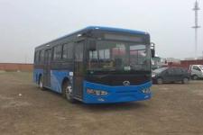 8.1米 12-27座上饶纯电动城市客车(SR6810BEVG3)