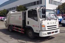 国五程力威牌压缩式垃圾车
