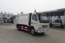 华通牌HCQ5082ZYSX5型压缩式垃圾车