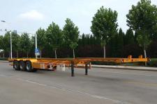 宇田14米35.1吨3轴集装箱运输半挂车(LHJ9403TJZ)