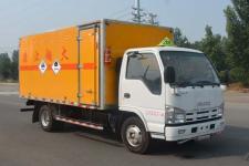 多士星国五单桥厢式货车98马力5吨以下(JHW5040XDGQ)