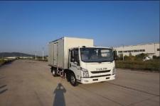 跃进国五单桥厢式货车125-150马力5吨以下(SH5042XXYZFDCWZ1)