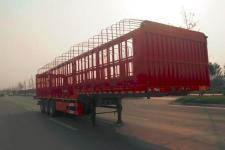 中专专汽13米33.5吨3仓栅式运输半挂车