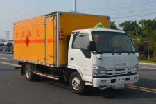 多士星国五单桥厢式货车98马力5吨以下(JHW5040XRYQ)