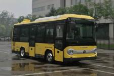6.8米福田插电式混合动力城市客车