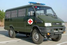 依维柯越野救护车(NJ2045XJH2G)