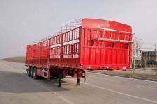 中鱼骏达12米33.2吨3轴仓栅式运输半挂车(YJD9400CCYE)