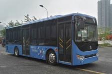 远程牌JHC6105MG1型甲醇城市客车图片