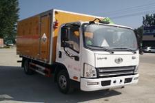 程力威国五单桥厢式货车95-131马力5吨以下(CLW5045XFWC5)