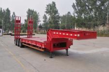 瑞宜达12.5米29.7吨6轴低平板半挂车(LLJ9400TDPXZ)