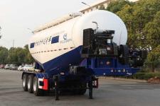 开乐8.4米33.3吨3轴中密度粉粒物料运输半挂车(AKL9401GFLB10)
