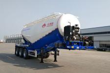 万事达8.7米32.5吨3轴下灰半挂车(SDW9401GXHA)