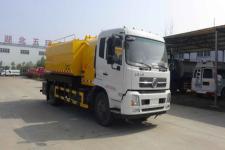 华通牌HCQ5180GQWDH5型清洗吸污车
