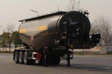 开乐9.8米31.4吨3轴下灰半挂车(AKL9401GXHA)