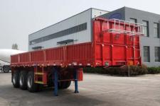 鲁际通9米34.4吨3轴栏板半挂车(LSJ9401)