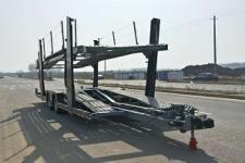 摩天11.9米8.5吨2轴中置轴车辆运输挂车(JKS9161TCL)