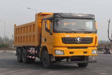 陕汽重卡 德龙X3000 460马力 6X4 6.5米自卸车(SX32505C464)